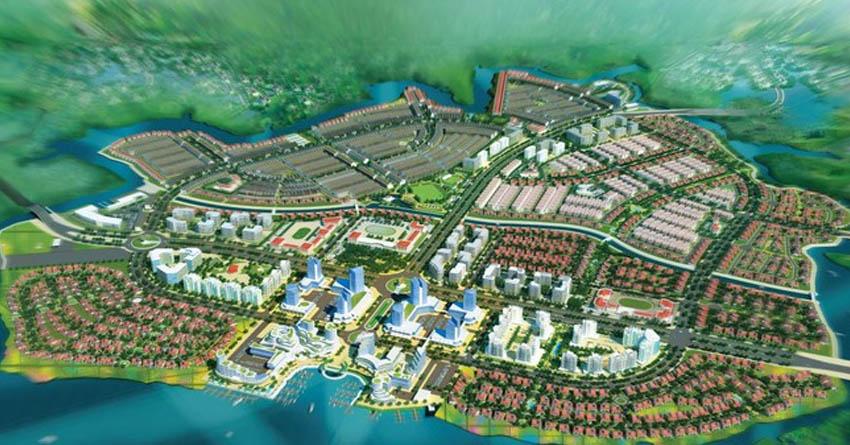 Dự án khu đô thị Waterfront Đồng Nai