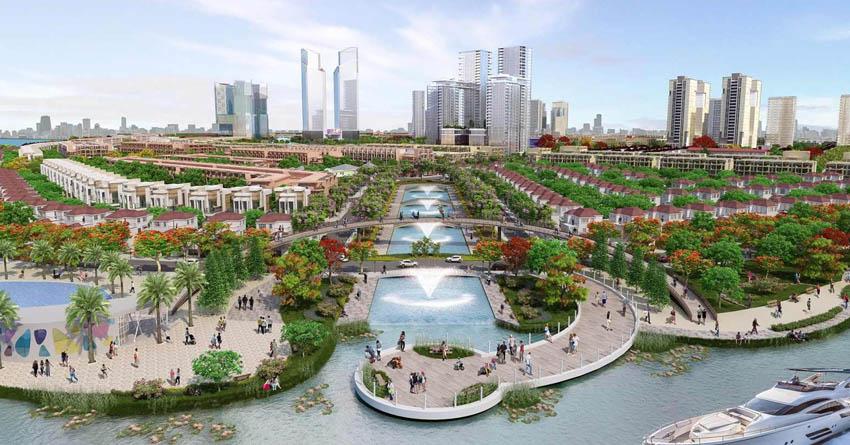 Dự án Khu đô Thị Long Hưng