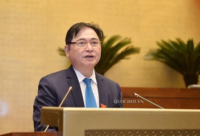 Chủ nhiệm Ủy ban Khoa học công nghệ và môi trường Phan Xuân Dũng