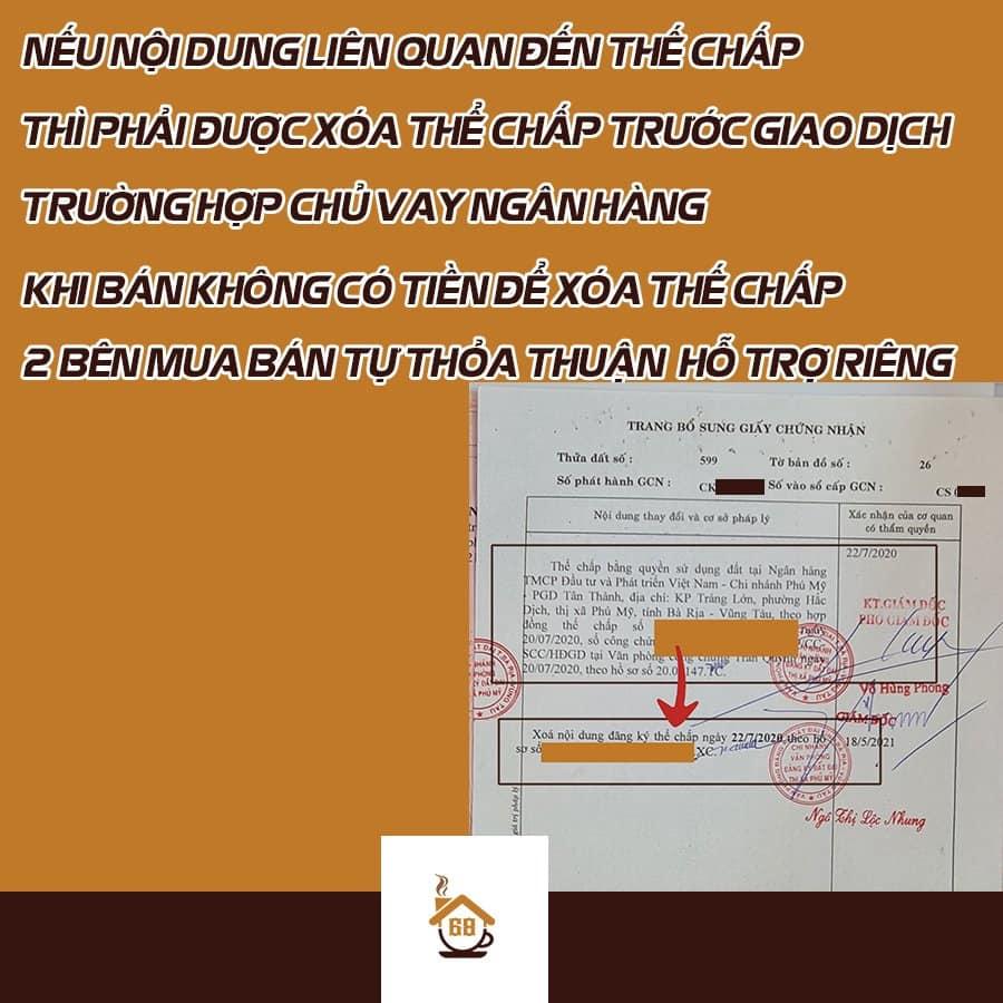 Nửa Dấu Giáp Lai Trên Trang 4 Sổ Hồng